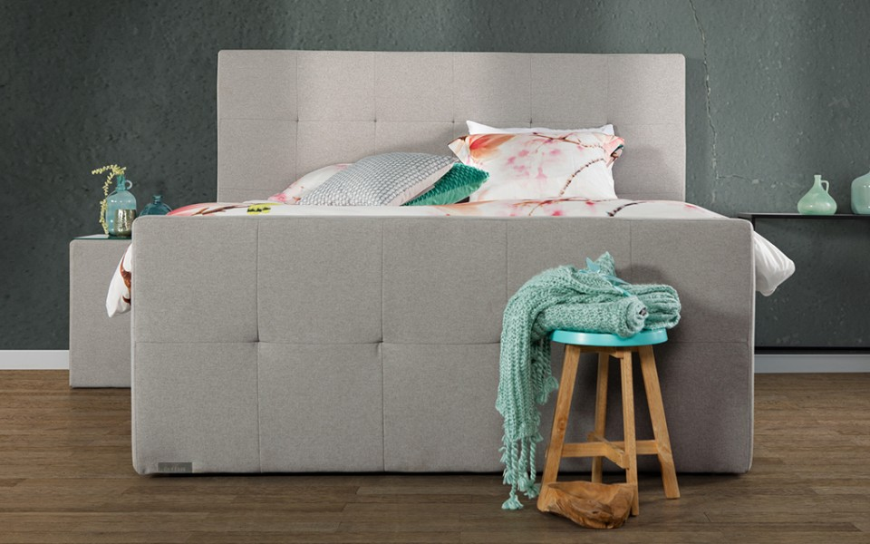 Caresse Boxspring Platinum 9760 Vlak